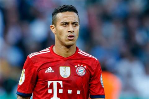 MU mua Thiago từ Bayern Munich ở hè 2018 hình ảnh