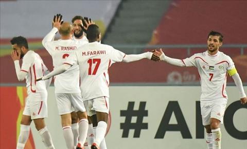 U23 Palestine mang lực lượng rất mạnh sang đối đầu U23 Việt Nam hình ảnh