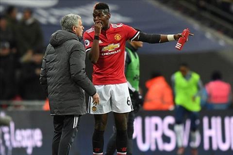 MU nhận được đề nghị 133 triệu bảng Anh cho tiền vệ Paul Pogba  hình ảnh