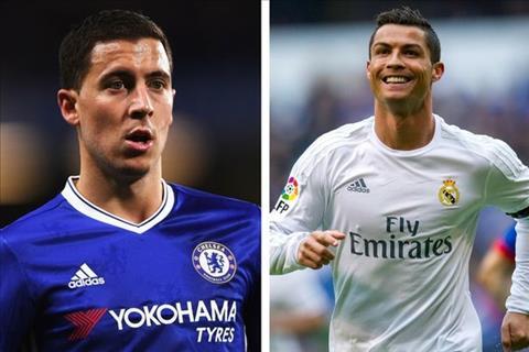 Hazard Ronaldo