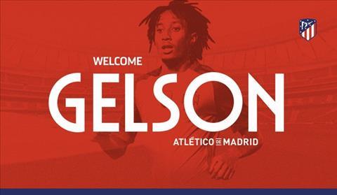 Chính thức Gelson Martins cập bến La Liga hình ảnh