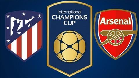 Nhận định Atletico Madrid vs Arsenal 18h35 ngày 267 ICC 2018 hình ảnh