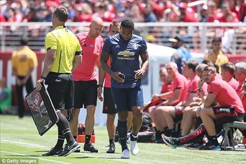 MU gặp họa Valencia dính chấn thương lỡ giai đoạn đầu giải hình ảnh