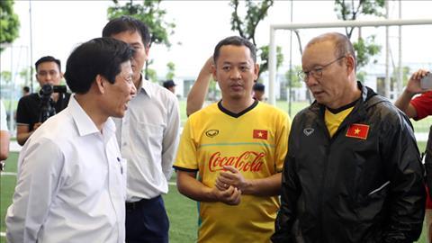 Olympic Việt Nam hãy gác lại hào quang quá khứ hình ảnh
