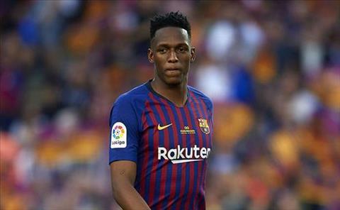 Bất ngờ Yerry Mina từ chối MU để cập bến Everton hình ảnh