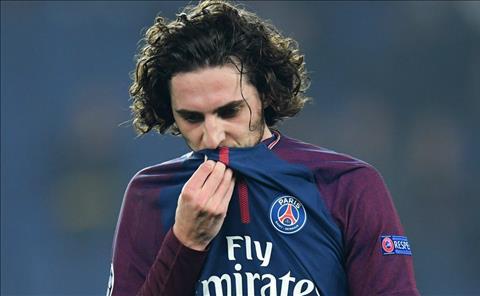 PSG chặn đường Barca mua Adrien Rabiot hình ảnh