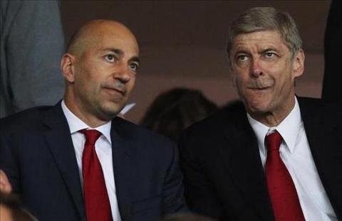 HLV Arsene Wenger bị Arsenal sa thải hình ảnh