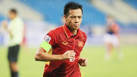 Văn Quyết là đội trưởng ĐT Olympic Việt Nam hình ảnh