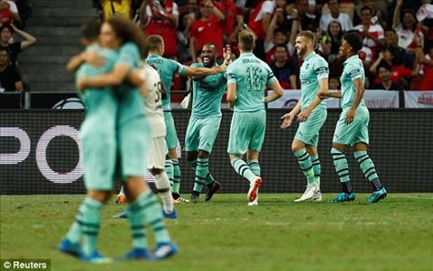 Arsenal hủy diệt PSG, Emery vẫn chưa hài lòng hình ảnh