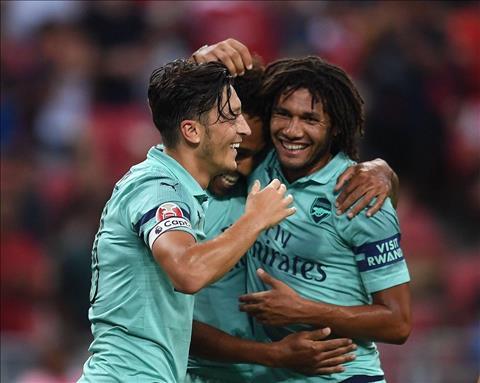 HLV Unai Emery lựa chọn đội trưởng Arsenal sau trận đại thắng PSG hình ảnh