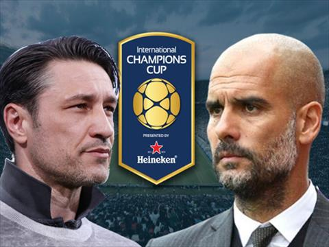Bayern vs Man City