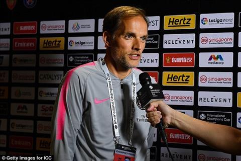 HLV Tuchel phát biểu trận Arsenal vs PSG với giọng đá đểu đối thủ hình ảnh