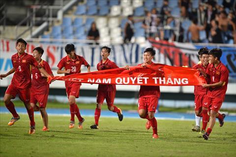 Lịch thi đấu U16 Việt Nam tại giải U16 Đông Nam Á 2018 hình ảnh