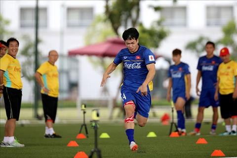 Công Phượng trượt bài kiểm tra thể lực tại ĐT Olympic Việt Nam hình ảnh