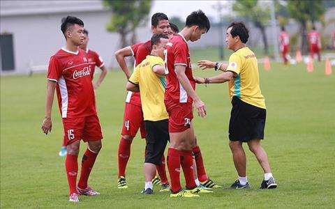 ĐT Olympic Việt Nam học lỏm bài tủ của người Anh tại World Cup hình ảnh
