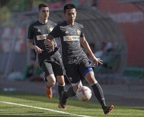Cầu thủ gốc Việt Li Tenglong chọn khoác áo tuyển U19 Trung Quốc hình ảnh
