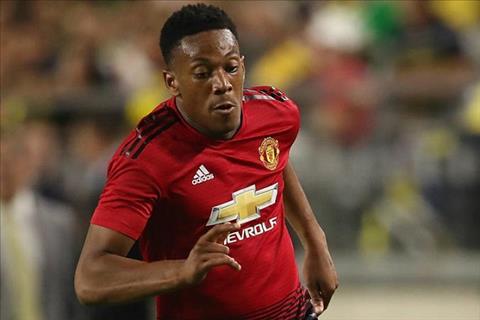 Jose Mourinho chỉ trích Martial không quay lại hội quân hình ảnh