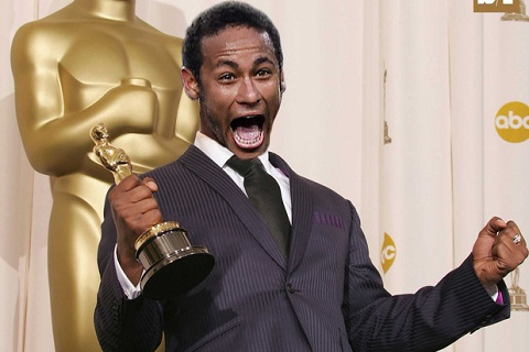 Neymar se de dang giat giai Oscar