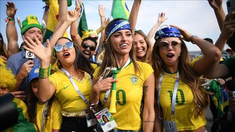 Cac nu CDV Brazil luon la tieu diem cua khan dai voi ve dep dam chat Nam My.