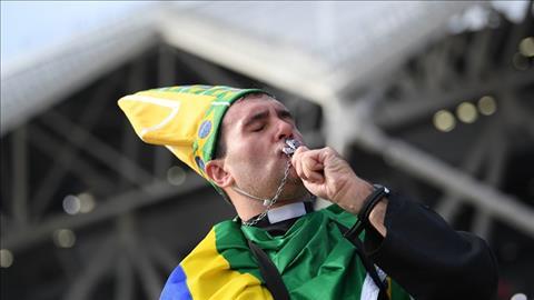 Bong da nhu mot thu ton giao voi nguoi Brazil.