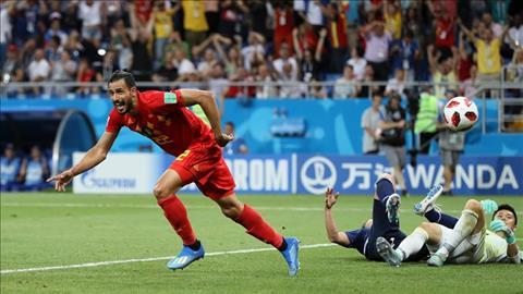 Dư âm Bỉ vs Nhật Bản vòng 18 World Cup 2018 hình ảnh