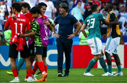 HLV Joachim Low tiếp tục dẫn dắt ĐT Đức sau thảm họa World Cup hình ảnh
