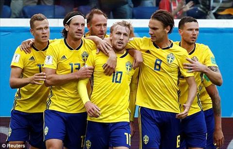 HLV Erikson nói về trận Thụy Điển vs Anh tứ kết World Cup 2018 hình ảnh