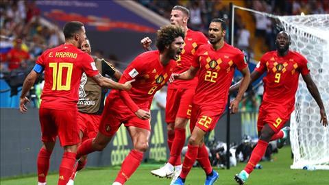 Hazard ca ngợi lực lượng ĐT Bỉ