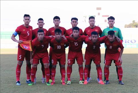 Trực tiếp U19 Việt Nam vs U19 Lào 15h30 chiều hôm nay 57 hình ảnh