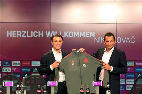 Tân HLV Niko Kovac của Bayern Munich đá đểu Tây Ban Nha hình ảnh