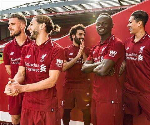 Adam Lallana phát biểu về Liverpool hình ảnh