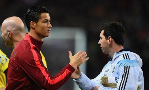 HLV Diego Simeone phát biểu về Messi và Ronaldo hình ảnh