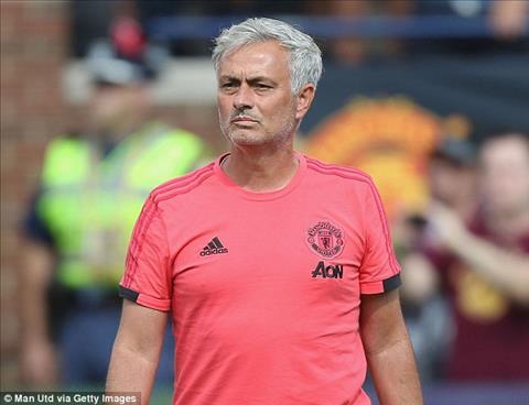 Jose Mourinho co nguy co bi sa thai cao nhat tai Premier League mua toi.