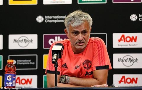 Jose Mourinho truoc mua giai bi nhan dinh co nguy co mat ghe cao nhat.
