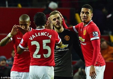 Bo khung hang thu Man Utd hien nay van la di san cua Sir Alex Ferguson.