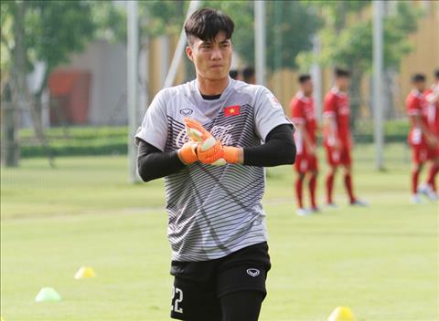 Vị trí thủ môn của ĐT Olympic Việt Nam Ai sẽ ở nhà hình ảnh