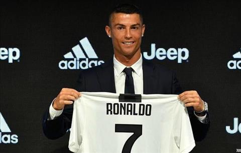 Ronaldo toi Juventus
