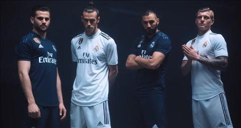 Real Madrid 2018-19 se danh dau mot buoc chuyen minh cho doi bong hoang gia.