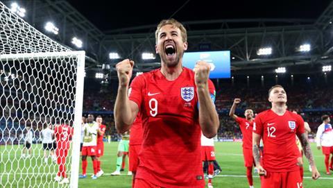 Harry Kane o tran Colombia vs Anh