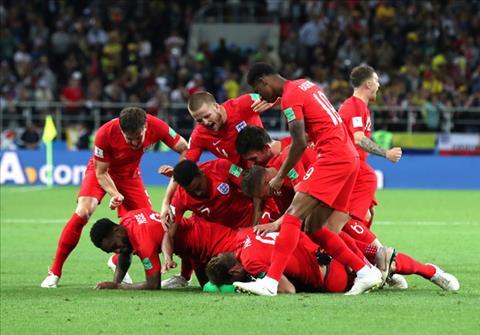 ĐT Anh tại World Cup 2018 Hãy để ý thầy trò Southgate hình ảnh