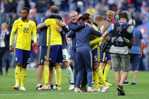 Dư âm Thụy Điển 1-0 Thụy Sĩ Thêm một minh chứng cứ cầm bóng là thua! hình ảnh 2