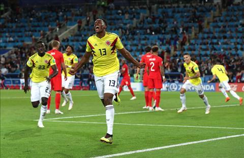 Everton muốn mua Yerry Mina giá 27 triệu bảng hình ảnh