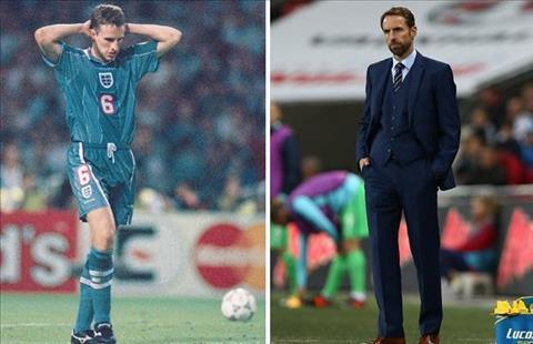 Gareth Southgate Euro 1996 miss penalty