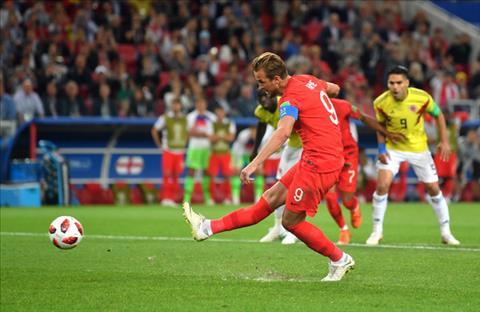 Harry Kane ở trận Colombia vs Anh Thủ lĩnh phớt tỉnh Ăng-lê hình ảnh