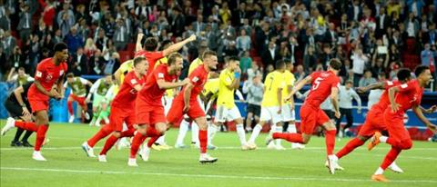 Tại sao Vardy không được đá luân lưu trước Colombia hình ảnh