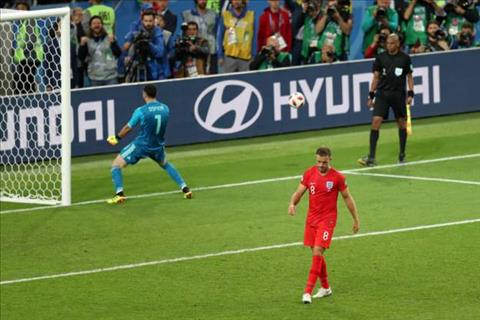Henderson tiết lộ bí quyết đá penalty của đội tuyển Anh hình ảnh
