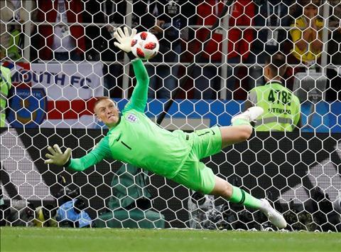 Colombia vs Anh Pickford tiết lộ bí quyết cản phá penalty hình ảnh