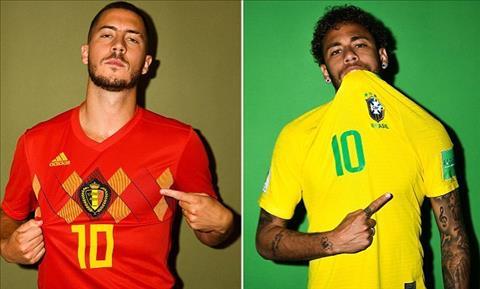 Brazil vs Bi la mot trong nhung cap dau tai tu ket World Cup 2018.