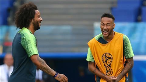 Marcelo bình phục chấn thương trước trận gặp Bỉ hình ảnh