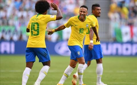 Willian ca ngợi Neymar giữa những chỉ trích hình ảnh